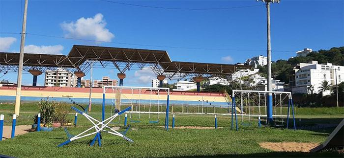 Secretaria de Esporte de Itaperuna divulga portaria sobre retomada de atividades no Poliesportivo