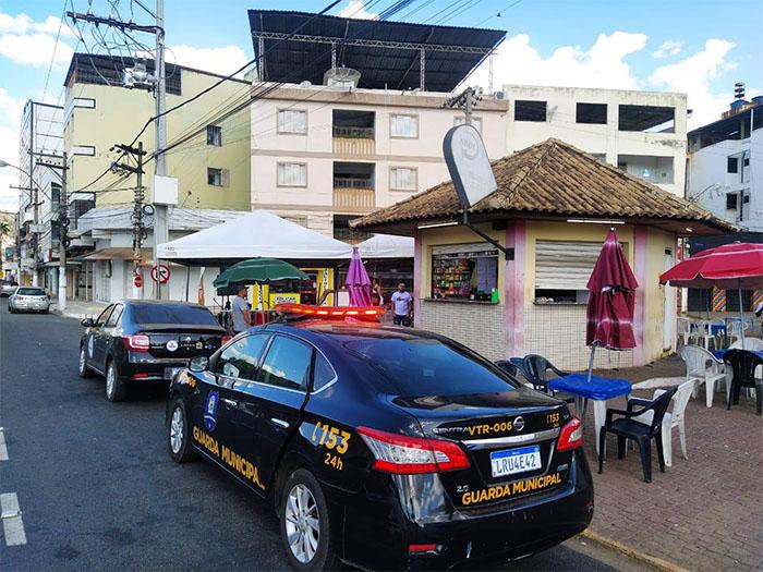 Prefeitura de Itaperuna faz operação para coibir festas clandestinas
