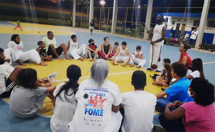 Secretaria de Esporte de Itaperuna oferece aulas de Capoeira