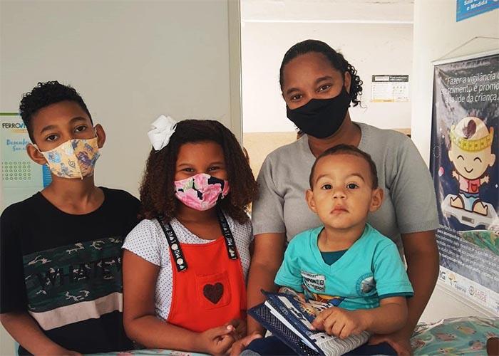 Prefeitura de Itaperuna realiza ações de vigilância do crescimento e desenvolvimento da criança