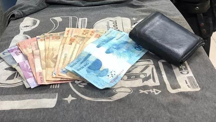 Homem é preso em flagrante após furto a casa em Aperibé, no Noroeste Fluminense