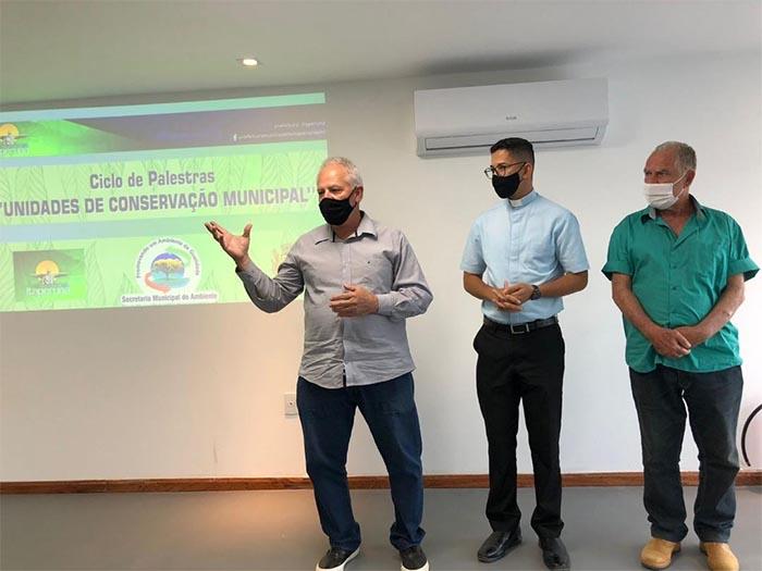 Secretaria do Ambiente de Itaperuna promove ciclo de palestras
