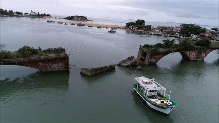 História da Ponte Quebrada de Casimiro de Abreu/RJ