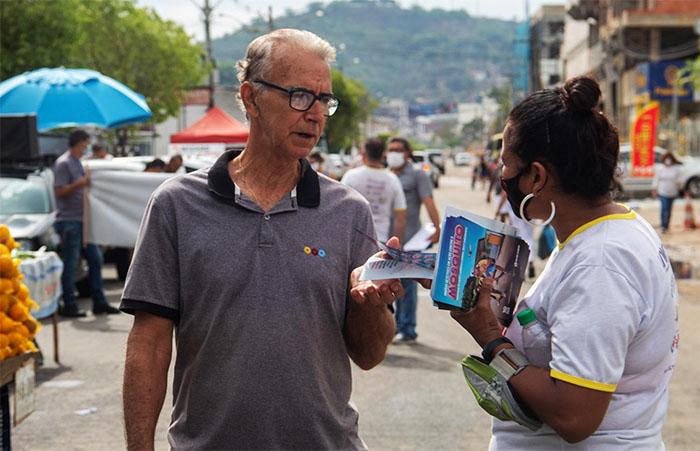 CVAS intensifica ações informativas e educacionais em Itaperuna