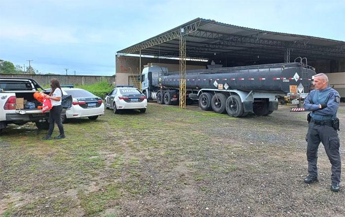 Polícia Civil realiza operação contra quadrilha especializada em furto de petróleo e combustíveis